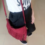 Al8889. A forma das bolsas do desenhador do saco das senhoras das bolsas do saco de couro da vaca do vintage da bolsa do saco de ombro ensaca o saco das mulheres
