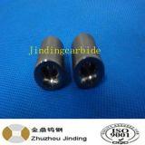 Tube de carbure de tungstène pour l'outil de pièces pour l'industrie de l'huile