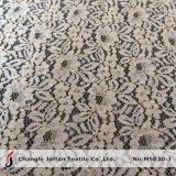 La Dentelle métallique Allover Tissu doux pour la vente (M5030-J)