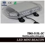 17 het LEIDENE van de duim Mini Opvlammende Licht van het Baken met Tir Lens en Aluminium Shell (tbg-515l-2C)