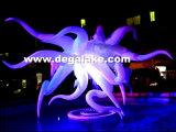 De aantrekkelijke Opblaasbare Ster van de Verlichting voor Decoratie in Partij/Festival/Huwelijk