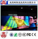 Tela de indicador video interna Rental elevada do diodo emissor de luz da cor cheia da definição P4