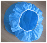 Nonwoven Bouffant看護婦クリップ使い捨て可能な帽子の製造業者