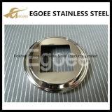 Cubierta de la base de la barandilla del acero inoxidable de los Ss 304 Ss 316 para los pasamanos