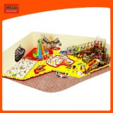 Kind-Spielzeug-weicher Innenplastikspielplatz für Kinder 6622A
