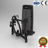 Máquina assentada da força do equipamento de esportes da máquina do exercício da ginástica da fileira