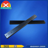 통신 장비를 위한 산화한 알루미늄 합금 열 싱크를 검게 하십시오