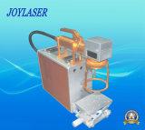 máquina de la marca del laser de la fibra 20With30With50W para el plástico