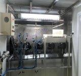 Progetto di chiave in mano della riga di rivestimento automatica senza polvere dello spruzzo dell'unità di elaborazione