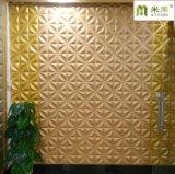 Китай панель Manufacaturer нутряная и внешняя водоустойчивая PVC 3D стены для ванной комнаты