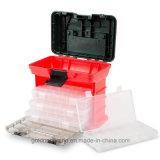 Caja de herramientas resistente de los trastos de pesca (GNFB01)