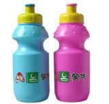 бутылка воды детей 400ml пластичная с коробкой обеда (R-1097)