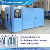 2500bph automático del animal doméstico Botella Blow máquina de moldeo de la botella de agua / Bebidas