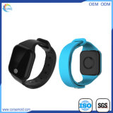 Wristband elegante de Bluetooth del silicón de la pulsera de la impresión de la insignia