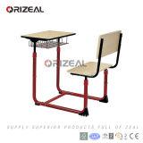 현대 신식 한 조각 학교 책상 및 의자에 관하여 학교 가구
