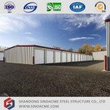 Sinoacme는 구조 강철 저장 건물을 조립식으로 만들었다