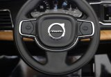Volvo gaf Rit op Stuk speelgoed Twee van de Auto Zetel vergunning