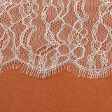 вышивки кроны золота 10cm ткань шнурка маркизета металлической Nylon