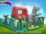 Детских Dianosaur надувные Combo для игр