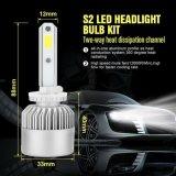 S2 880 881 PFEILER 8000lm 72W Automobil-LED Auto-Licht