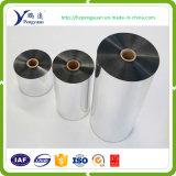 Roulis métallisé en aluminium de film plastique de polyester de conditionnement des aliments