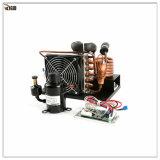 compresseur sans frottoir micro de moteur de C.C de 12V 24V 48V avec la carte de puissance pour le système de refroidissement mobile