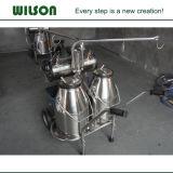 真空のタイプ1のバケツの携帯用ヤギの搾り出す機械