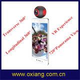 Pano 살아있는 전망 WiFi 720 도 Vr 사진기 두 배 렌즈 Vr 사진기