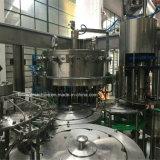 三重の炭酸飲料の満ちる生産ラインかびん詰めにする機械