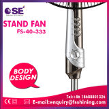 Ventilateur statif 16 pouces avec piano boutons-40-333 Ventilateur sur pied (FS)