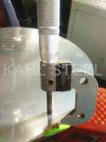高品質は201明るい表面のステンレス鋼の円を冷間圧延した