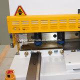 낱장 용지 금속 강철 QC12-4X3200 E21를 위한 CNC 기계
