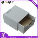 Коробка косметики логоса серебряной фольги золота подарка тумака упаковывая