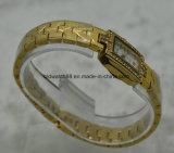 Wristwatches браслета способа латунные для запястья руки повелительниц малого