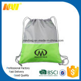 мешок Backpack сетки Drawstring полиэфира 210d