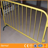 Portable galvanizzato della barriera di controllo di folla da vendere