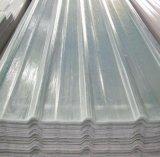 Feuille de fibre de verre translucides en plastique de la lucarne de toit