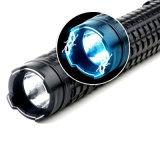 Cer-Polizei-nachladbare starke Taschenlampe betäuben Gewehr (X8)