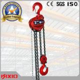 Kixio 3ton die het Industriële HandBlok van de Ketting met de Koppeling van de Overbelasting bouwen
