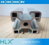 Perfil de alumínio da extrusão do fabricante de China com certificados do Ce