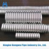 Bobine annulaire Corrugated ISO Certificate Manche métallique