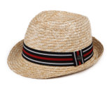 Шлем Fedora сторновки пшеницы