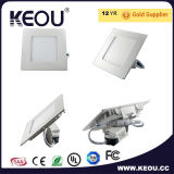 Venda a quente 3W/6W/9W/12W/15W18W Painel de luz LED Guangzhou Factory