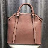 Vintage grossista personalizada de fábrica Leather Tote Bag Bolsa feminina de alta capacidade com acessórios5125 EMG