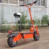 Evo аттестованное Ce off-Road 2 колеса складывая электрический самокат 1600W