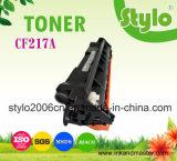 Melhor Venda de cartucho de toner da impressora CF217A para impressora HP Laserjet
