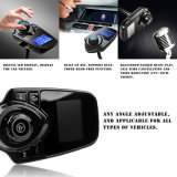 T10 Wireless Bluetooth Hands-Free Car Kit Transmissor de FM MP3 Music Player Receiver Adapter