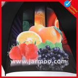 Kundenspezifische schwarze Farben-fördernder Geschenk-Regenschirm