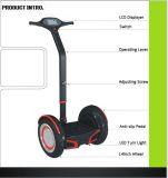 電気スクーターまたはバランスのスクーターまたは自己のバランスのスクーターか2つの車輪のスクーター