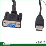 Msr100磁気カードの読取装置、オプション、USB/PS2/RS232がある3インターフェイス
